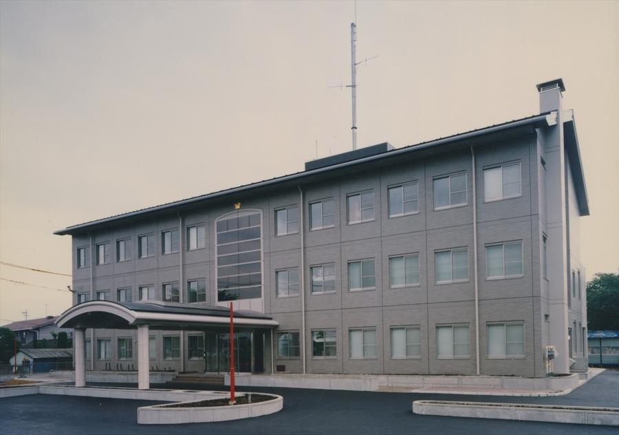 臼田警察署(現 臼田警部交番)