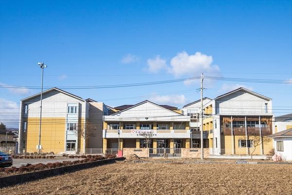 臼田中学校